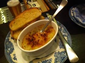 Artichoke & Cheese Gratin