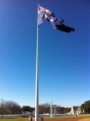 Australian Flag - Voyager