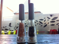 Awesome Salt & Pepper