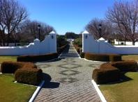 Garden Entrance - Voyager