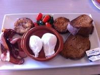 Kailis Breakfast with Potato Rosti