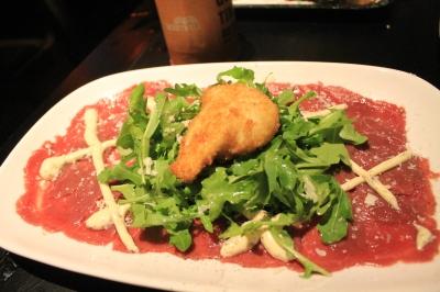 Beef Carpaccio 1