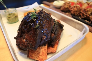 Bourbon Beef Short Ribs