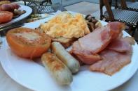 Full Breakfast with Scrambled 2