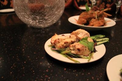 Murg Afgani Tikka- Chicken