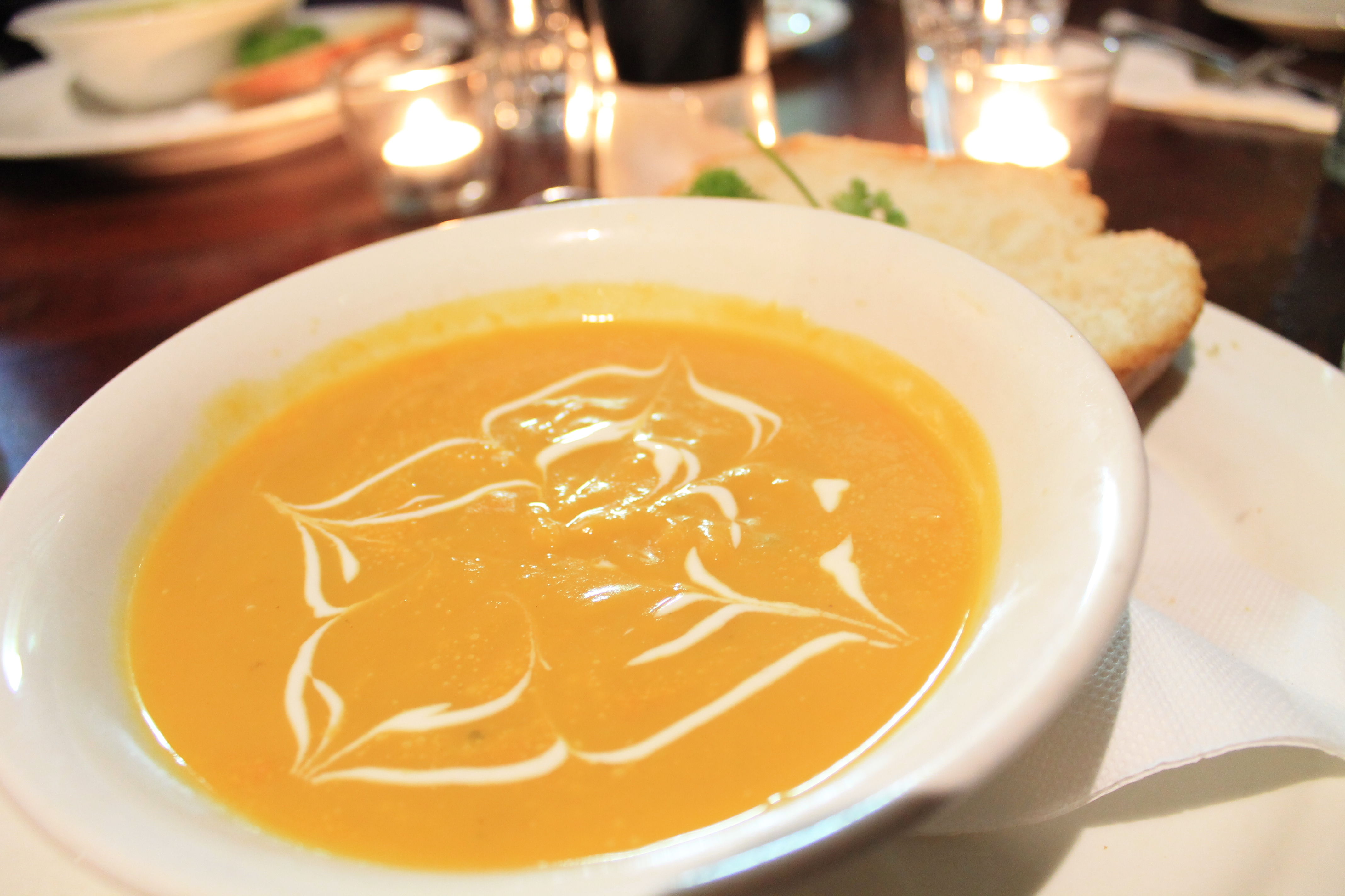 Thai-spiced Pumpkin Soup Recipes — Dishmaps