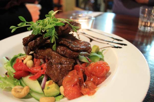 Warm Beef Salad 2