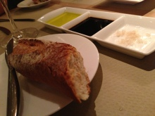 Bread & Olive Oil, Balsamic Vinegar & Sea Salt