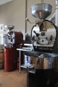 Coffee Roasters controlled by an iMac!
