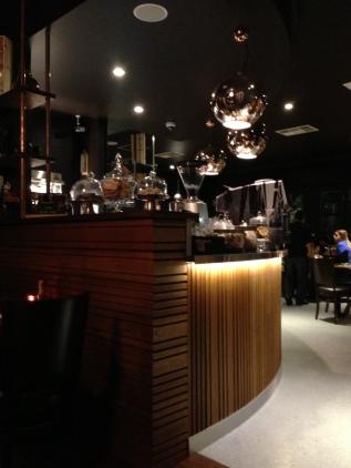 Entrance & Coffee Bar