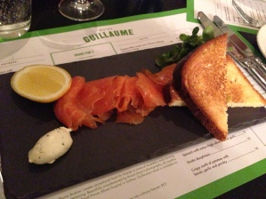 In House Smoked Salmon