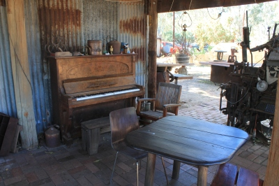 Outdoor Piano