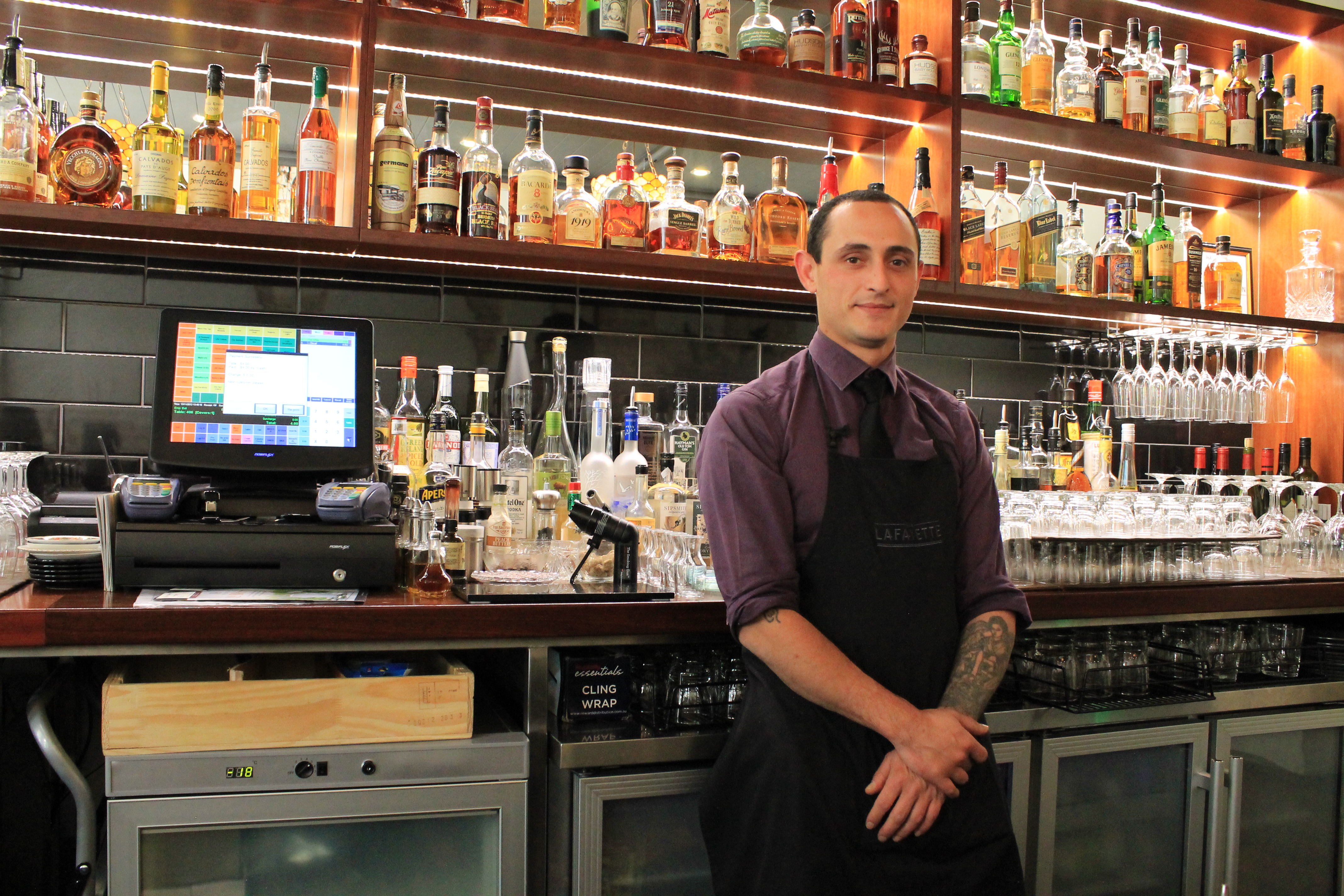 Bar Lafayette Perth Andrea Cardellini