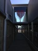 Walkway Loveheart Art