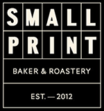 Small Print Logo