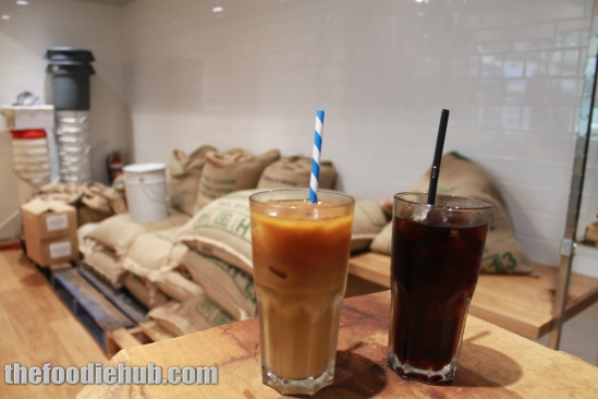 Iced Coffees - New Orleans Style & 18 hour Batch Brew