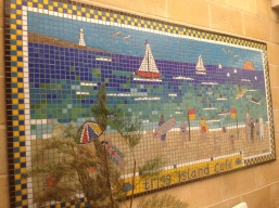Mosaic Art Work