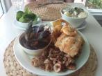 Trigg Island Seafood Plate (4)