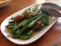 Green Beans, Chilli & Garlic