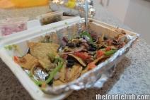 GYG's Famous Nachos with Veggie Filling 3