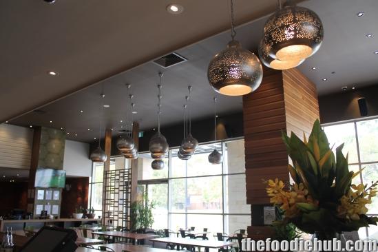 Interior from Bar