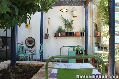 Rear Courtyard 2