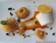 Pina Colada Dessert
