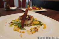 Snapper with Pancetta 2