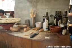 Bread Counter