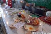 Fish & Meat Planks