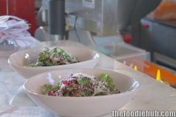 Rocket & Radicchio Salad