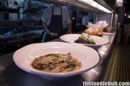 Tagliatelle Bolognese & Black Angel Spaghetti_1