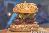 The Jamie's Italian Burger