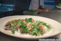Wagyu Bresaola & Beet Salad