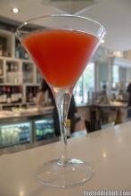 Kiwi Fruit Pavlova Martini 2