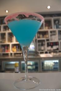 Lemon Blueberry Martini - 'The Esther' 4