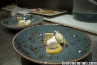 Pre Dessert- Lime, EVOO, Bail 4