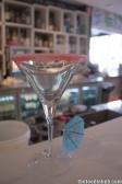 Start of Lemon Blueberry Martini - 'The Esther' 2