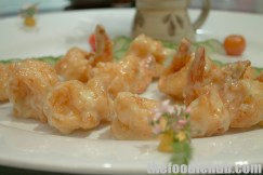 Honey & Mustard King Prawns2
