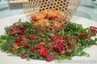 Szechuan Spicy Chicken (2)