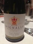 Wignalls Pinot Noir 2012
