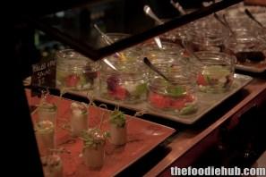 Rolled Apple Salad