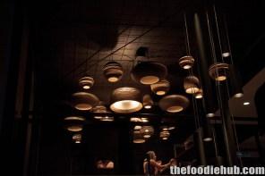Upstairs Lighting