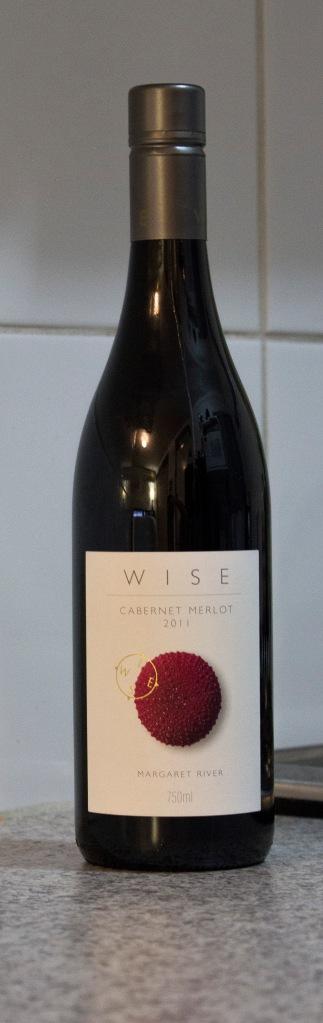 Wise Cabernet Merlot 2011