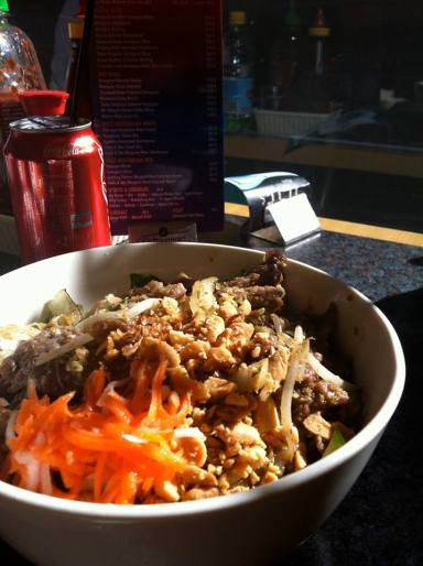 Noodles, Saigon Noodle House, Northbridge